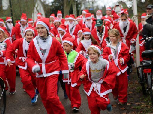 Family Santa Run 2016