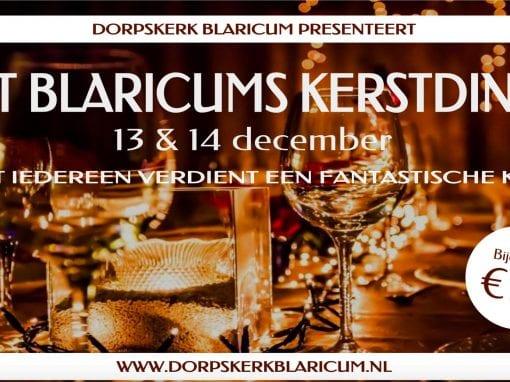 Blaricums Kerstdiner
